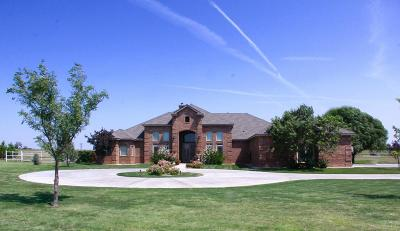 Canyon Single Family Home For Sale: 16321 Dove View Cir
