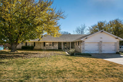 Canyon Single Family Home For Sale: 709 Taylor Ln