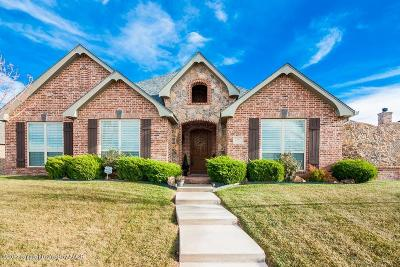 Amarillo Single Family Home For Sale: 7007 Foxtail Pine Pl