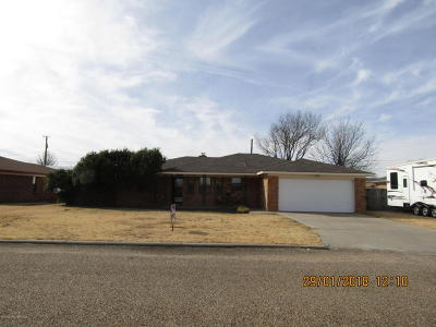 Fritch Single Family Home For Sale: 506 Romero St.