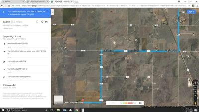 Canyon Residential Lots & Land For Sale: 12500 Hungate Rd