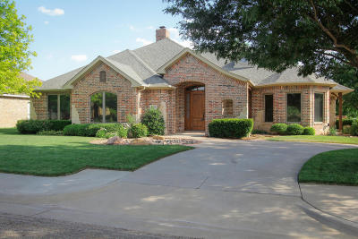 Amarillo Single Family Home For Sale: 7813 Kingsgate Dr