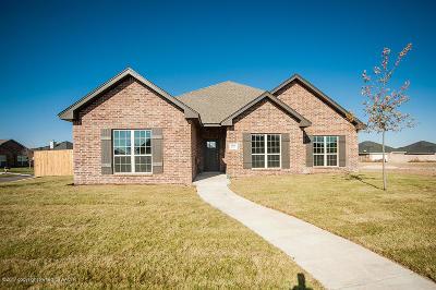 Amarillo Single Family Home For Sale: 3006 Spokane Ave