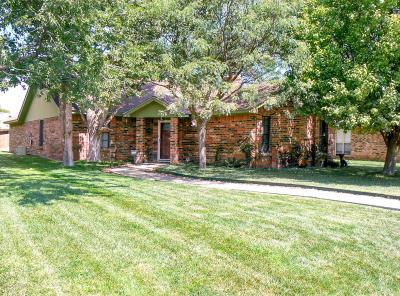 Amarillo Single Family Home For Sale: 6716 Nicholas Dr