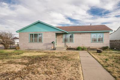 Amarillo Single Family Home For Sale: 1616 Martin Rd