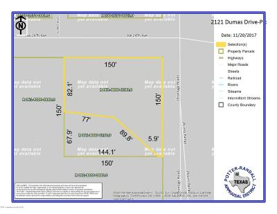 Residential Lots & Land For Sale: 2121 Dumas Dr