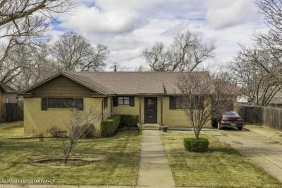 Amarillo Single Family Home For Sale: 3402 Moss Ln