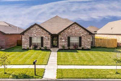 Amarillo Single Family Home For Sale: 9907 Asher Ave