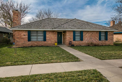 Randall County Single Family Home For Sale: 6406 Drexel Rd