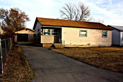 Amarillo Single Family Home For Sale: 1717 Seminole St