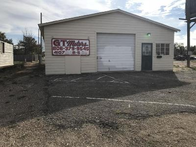 Commercial For Sale: 4107 Amarillo Blvd