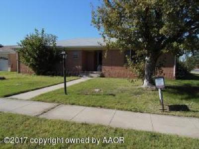 Single Family Home For Sale: 1727 Dogwood N Ln