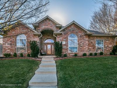 Amarillo Single Family Home For Sale: 7905 Pilgrim Dr