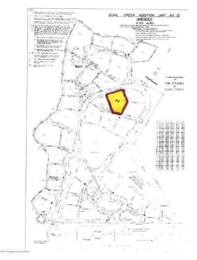 Amarillo Residential Lots & Land For Sale: 33 Citadel Dr.