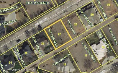 Amarillo Residential Lots & Land For Sale: 6821 Lost Canyon Dr