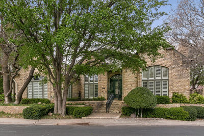 Amarillo Single Family Home For Sale: 21 Edgewater Dr