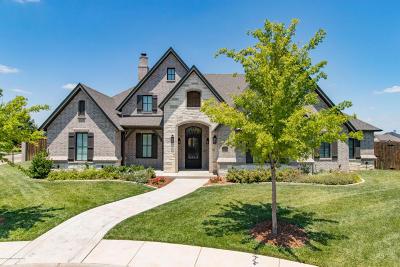 Amarillo Single Family Home For Sale: 1 Brandywine Ct