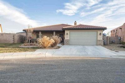 Amarillo Single Family Home For Sale: 1002 Shiraz Blvd