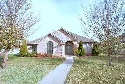 Amarillo Single Family Home For Sale: 2606 Sweetgum Ln