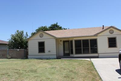 Panhandle Rental For Rent: 408 Franklin Ave