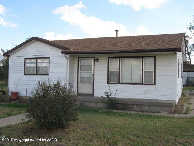 Amarillo Single Family Home For Sale: 1200 St Francis Ave