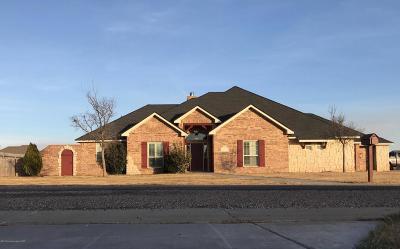 Bushland Single Family Home For Sale: 9051 Herring Park Dr