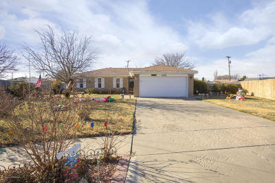 Amarillo Single Family Home For Sale: 3206 Channing St