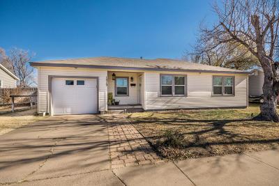 Amarillo Single Family Home For Sale: 1819 Avondale S St