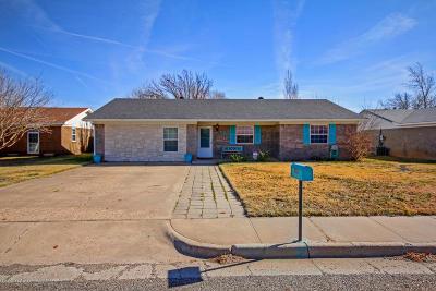 Amarillo Single Family Home For Sale: 8113 Coronado Trl