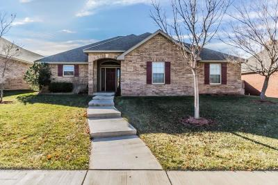 Amarillo Single Family Home For Sale: 9305 Clint Ave