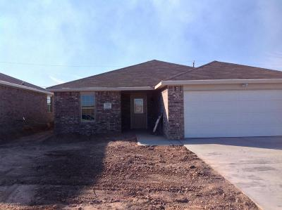Amarillo Single Family Home For Sale: 7202 Gemini