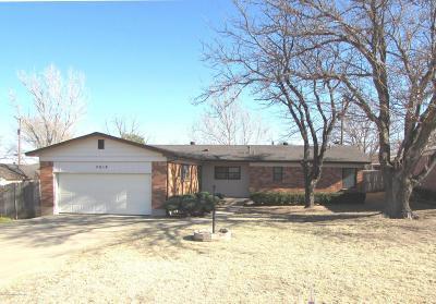 Amarillo Single Family Home For Sale: 7618 Loma Vista Dr