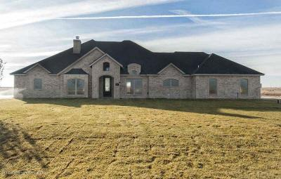 Canyon Single Family Home For Sale: 2401 Thunderhead