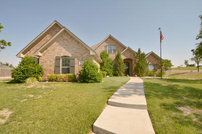 Potter County Single Family Home For Sale: 6605 Willow Oak Pl