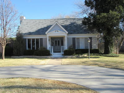 Amarillo Single Family Home For Sale: 2603 Ong St