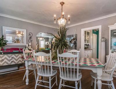 Amarillo Single Family Home For Sale: 1232 Crockett St