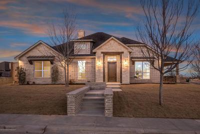 Randall County Single Family Home For Sale: 6509 Lauren Ashleigh Dr