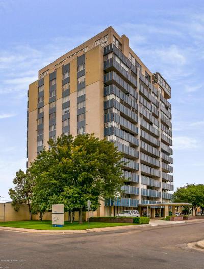 Amarillo Condo/Townhouse For Sale: 2028 Austin S St #901