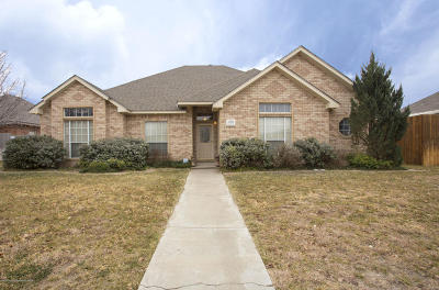 Amarillo Single Family Home For Sale: 1503 Timothy Ln