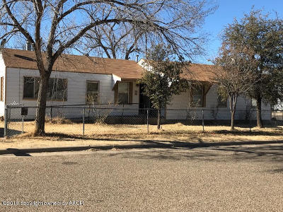 Amarillo Single Family Home For Sale: 1000 Lake S St
