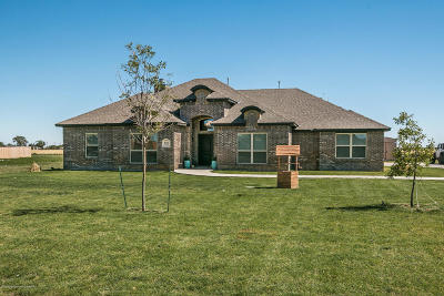 Amarillo Single Family Home For Sale: 8745 Lupine Dr