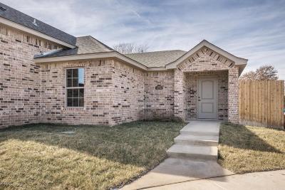 Amarillo Condo/Townhouse For Sale: 6304 Mayer Ct