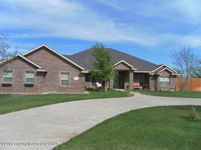 Vega Single Family Home For Sale: 101 S 5th St