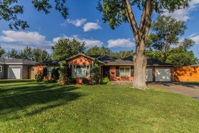 Potter County Single Family Home For Sale: 2610 Travis St