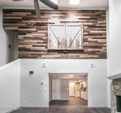 Amarillo Condo/Townhouse For Sale: 7018 Hurst St