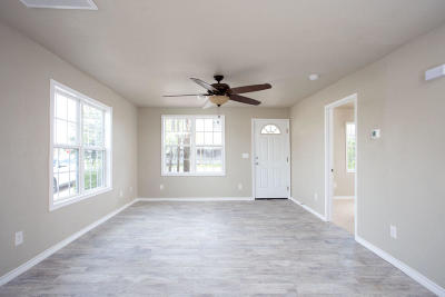 Single Family Home For Sale: 1600 Palo Duro St