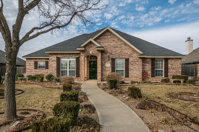 Amarillo Single Family Home For Sale: 4806 Wesley Rd