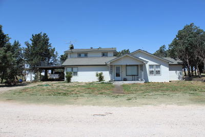 Tulia Single Family Home For Sale: 6956 Hwy 86