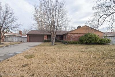 Amarillo Single Family Home For Sale: 2800 James Louis Dr