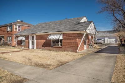 Amarillo Multi Family Home For Sale: 1615 Ong St